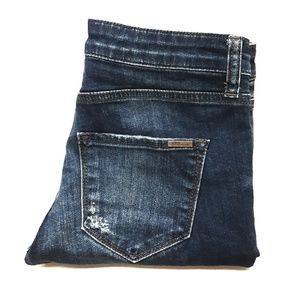 STS Blue Taylor Tomboy Embroidered Jeans